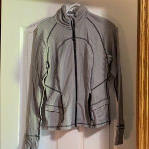 Zip up lulu jacket